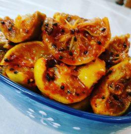 Nimbu (Lemon) ka Aachar Recipe