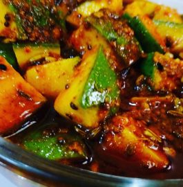 Kacche Aam ka Aachar Recipe