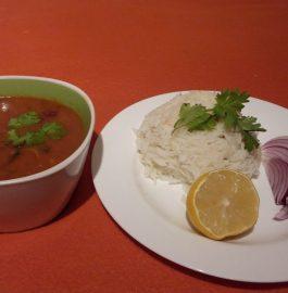 Punjabi Rajma Masala Curry Recipe