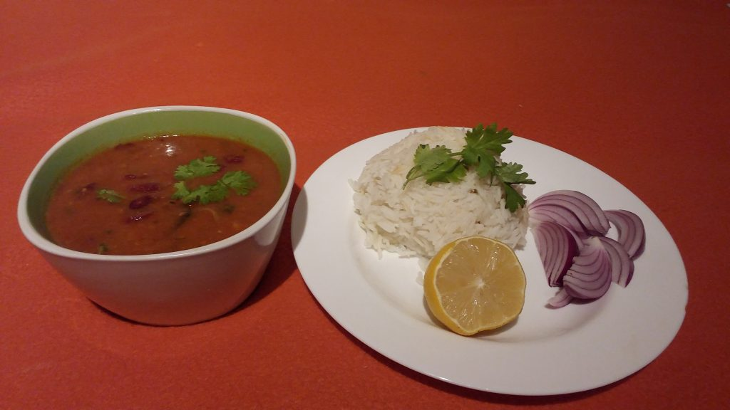 Punjabi Rajma Masala Curry Recipe
