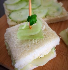 Cucumber Sandwich Recipe