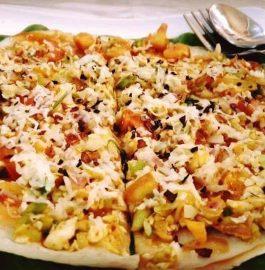 Dosa Pizza Recipe