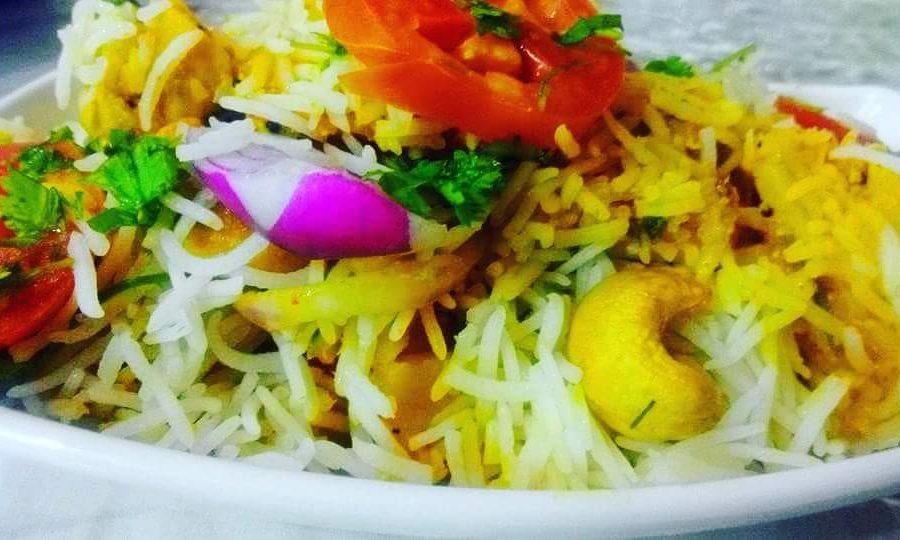 The Mouthwatering Rajasthani (Jodhpuri) Kabuli Rice!
