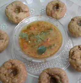 Rajasthan & MP Special: Daal Baafli Recipe