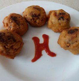 Aloo Bonda (Potato Dumplings) Recipe