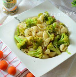 Shells with Broccoli Recipe