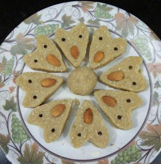 Sweet Hearts: Til ke Dil Recipe
