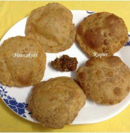 Aachari Masala Puri Recipe