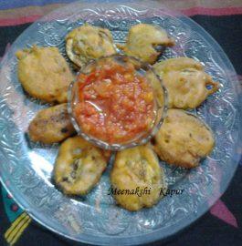 Baigan Bhajja Recipe