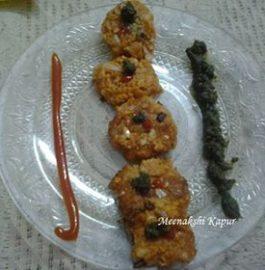 Channa Dal Tikkis Recipe