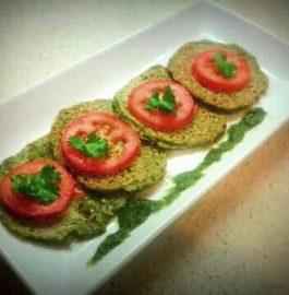 Green Lentils or Hari Daal ka Cheela Recipe