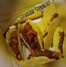 Tacos Treat in Indian Style Recipe