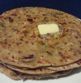 Gobhi (Cauliflower)Paratha Recipe