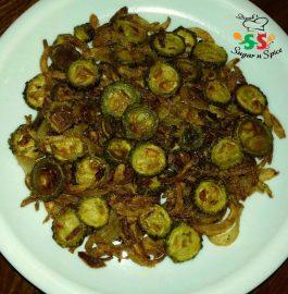 Punjabi Crisp Karela Recipe