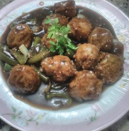 Delicious Multigrain Bread Manchurian Recipe