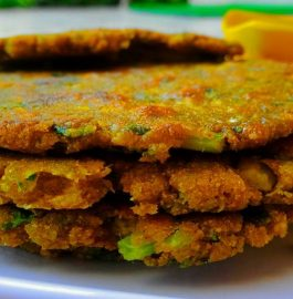 Multi Grain Radish Leaves(Mooli) Paratha Recipe