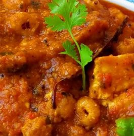 Paneer Phool Makhane Gravy - Tasty Curry