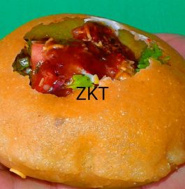 RAJ KACHORI Recipe