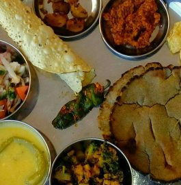 Rajasthani Sunday Special Thali - Delight