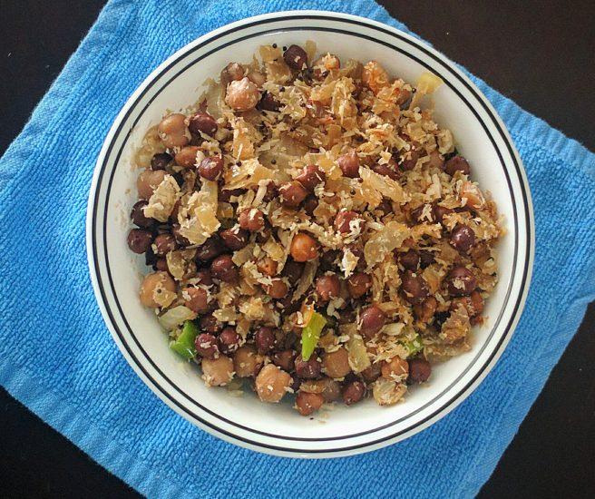 Chana Sundal Recipe