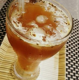 Brazilian (Coffee) Float Recipe