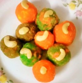 Stuffed Khoya Paneer Barfi Recipe