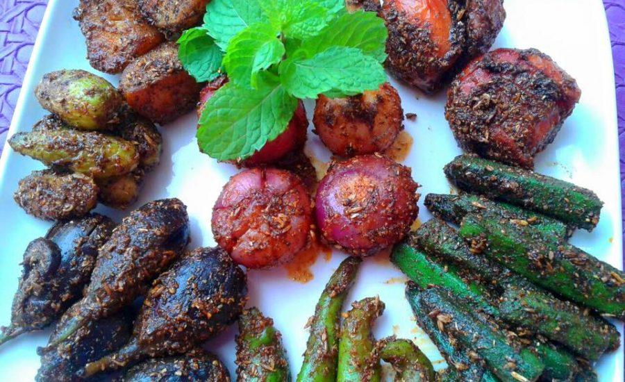 Mixed Tawa Sabzi Recipe