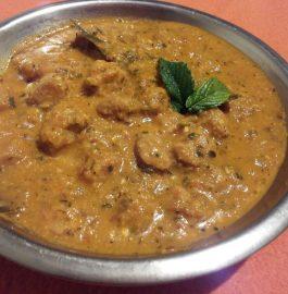 Soya Chunks Gravy Curry Recipe