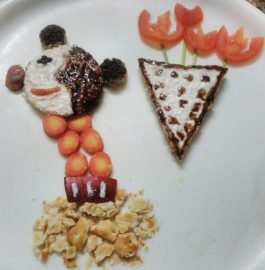 Edible Mickey Recipe