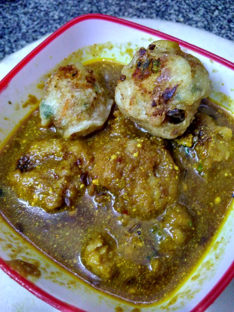 Soya Veg Manchurian Recipe