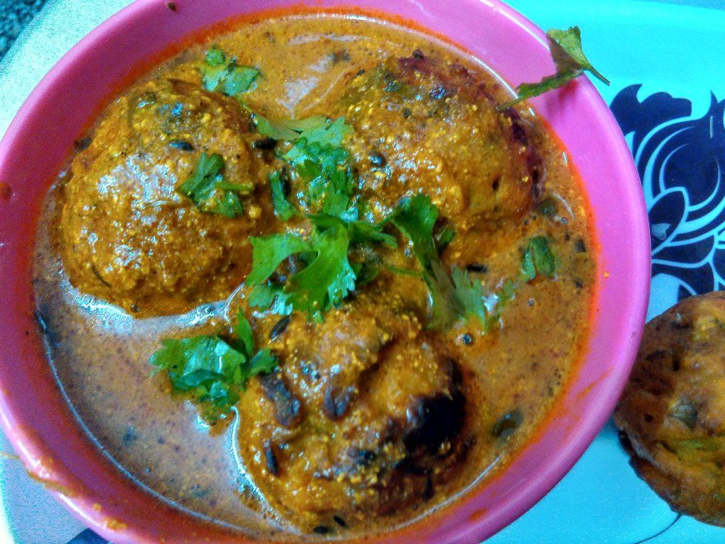 Lauki Corn ke Kofte (using Appe pan) Recipe