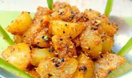 Amla Achaari Sabzi Recipe
