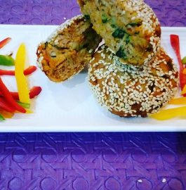 Khasta Kachori from Leftover Rotis Recipe
