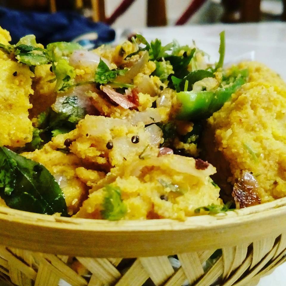 Leftover rice dhokla recipe zayka ka tadka leftover rice dhokla forumfinder Images