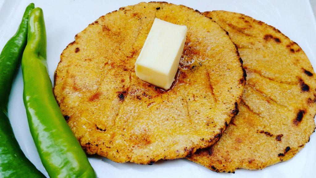 Makki (Maize) ki Roti Recipe