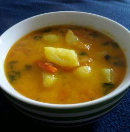 Dahi Wale Aloo Curry Recipe