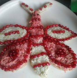 Butterfly Sandwiches Recipe