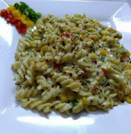 Bechamel White Sauce Pasta Recipe