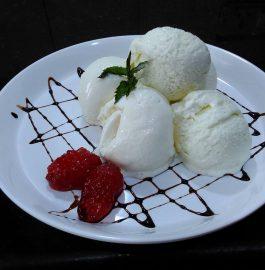 Vanilla Ice Cream Recipe