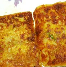 Veg Crepes Recipe