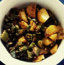 Aloo Bhindi Curry Recipe