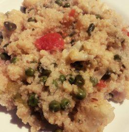 Mix Vegetable Daliya (Namkeen Daliya) Recipe