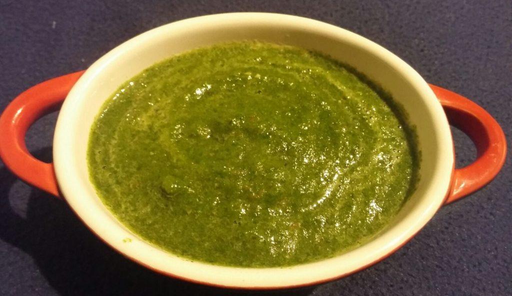 Dhaniya Tamatar (Coriander Tomato) Chutney Recipe