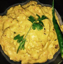 Pithla Recipe