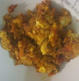 Paneer Burjhi Recipe