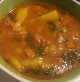 Bari Aloo/ Mangodi Aloo Recipe