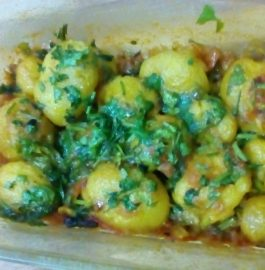 Dry Potato Curry Recipe