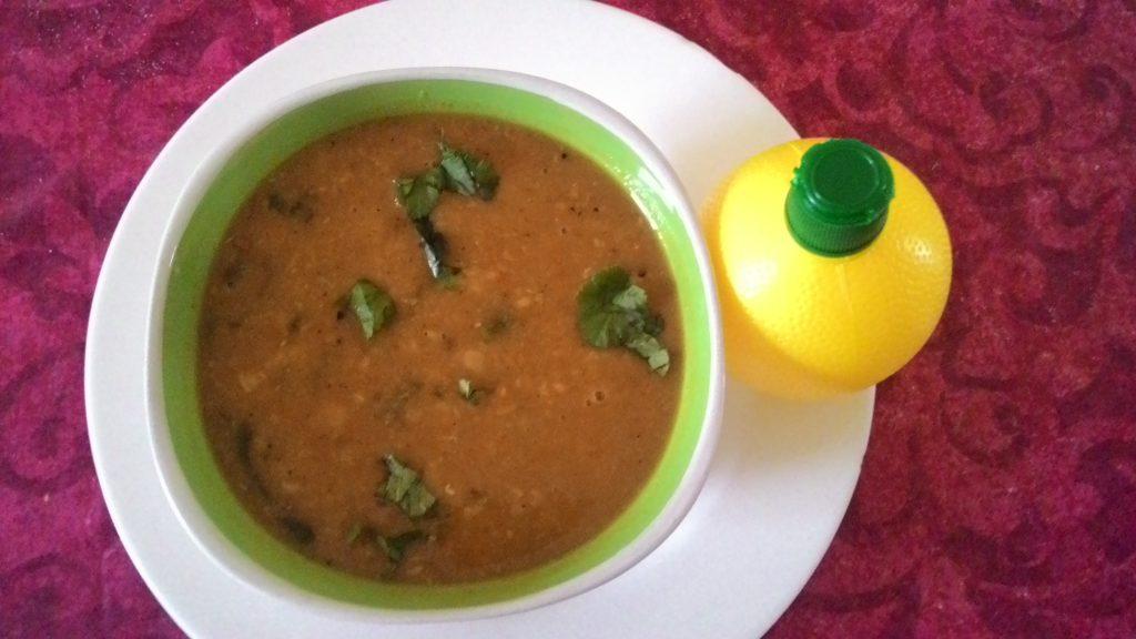 Achaari Daal Tadka - Instant and Flavorsome
