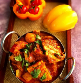 Paneer Rangeela - Quick and Delicious
