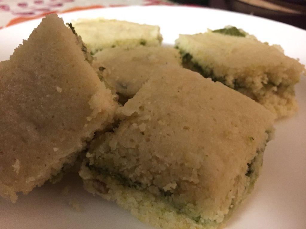 Sandwich Dhoklas - Delicious Recipe